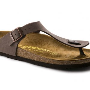 Birkenstock Gizeh Tobaco brown