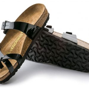 Birkenstock Mayari Patent Black