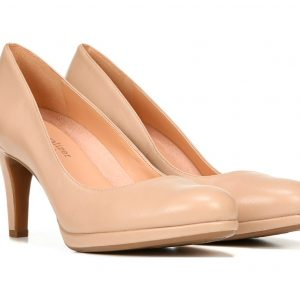 Women's Michelle Tender Taupe Leather