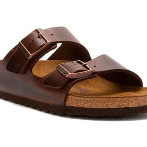 Birkenstock Arizona – Brown (Soft) Leather