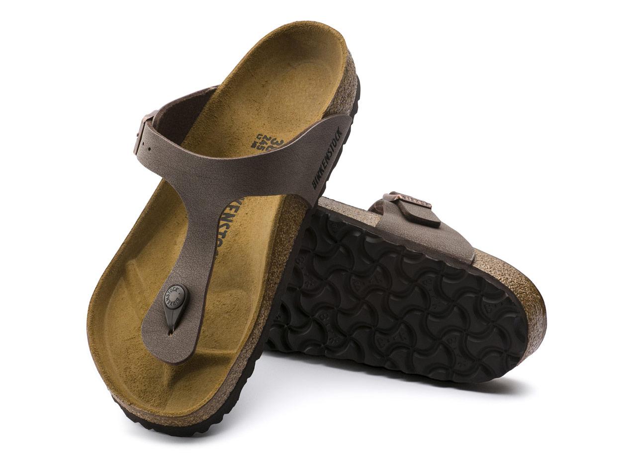 83b8dd06948 Birkenstock Gizeh Tobaco brown – Birkenstock FootFit Simon Square ...