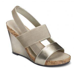 Women's Magnolia Plush Slingback Sandal Silver